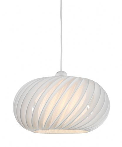 Explorer Small Cream Non-Electric Pendant EXP6533